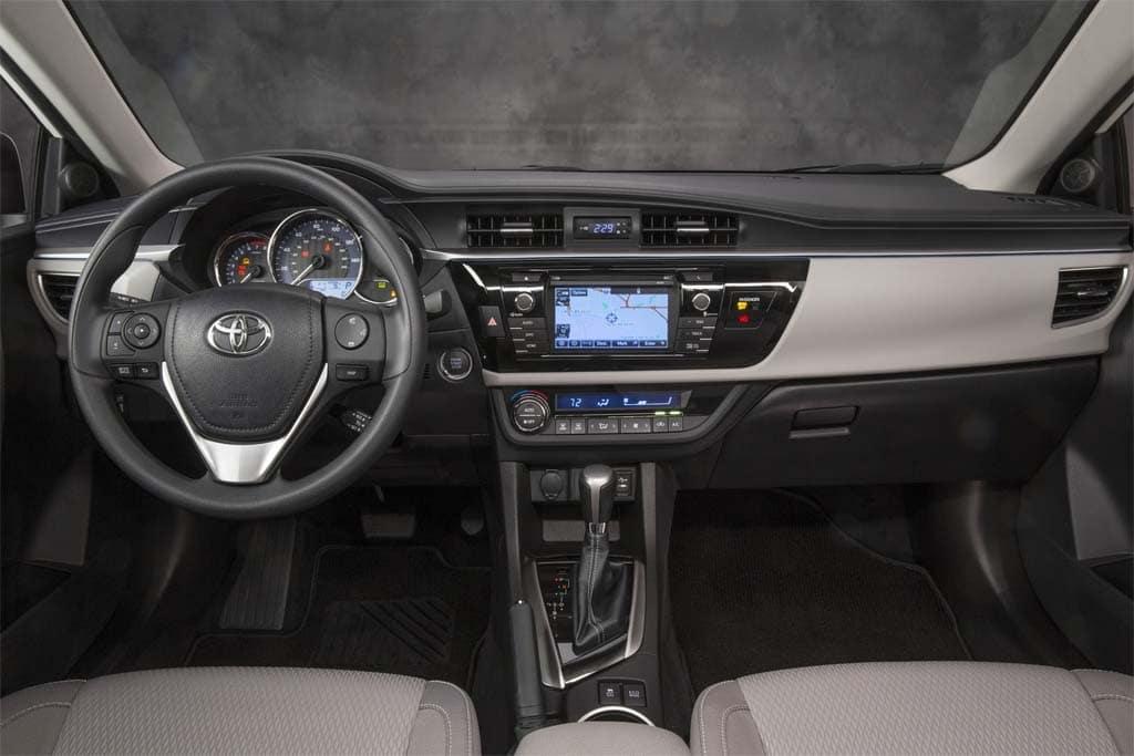 First Drive 2014 Toyota Corolla