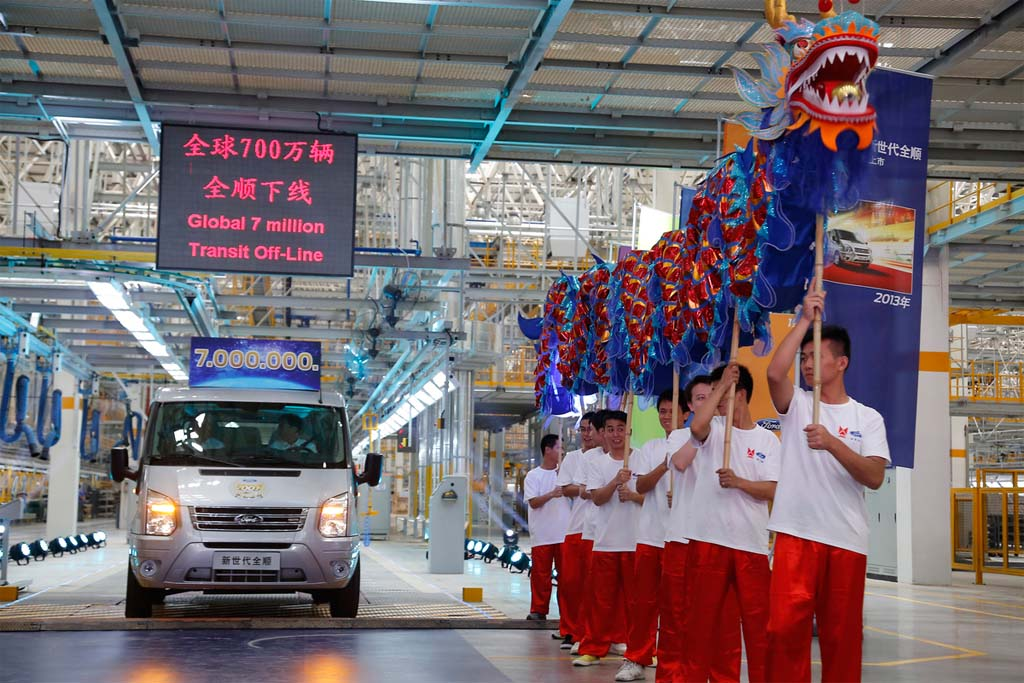Ford May Begin Exporting Products from China | TheDetroitBureau com