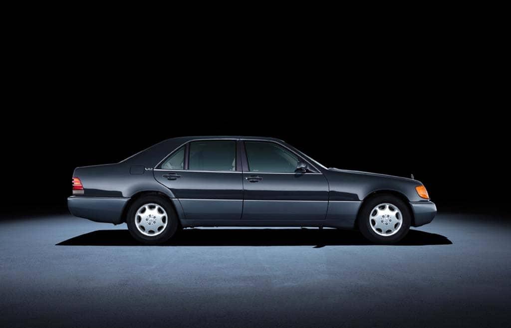 1990 Era Mercedes Benz S Class 1990 Era Mercedes Benz S