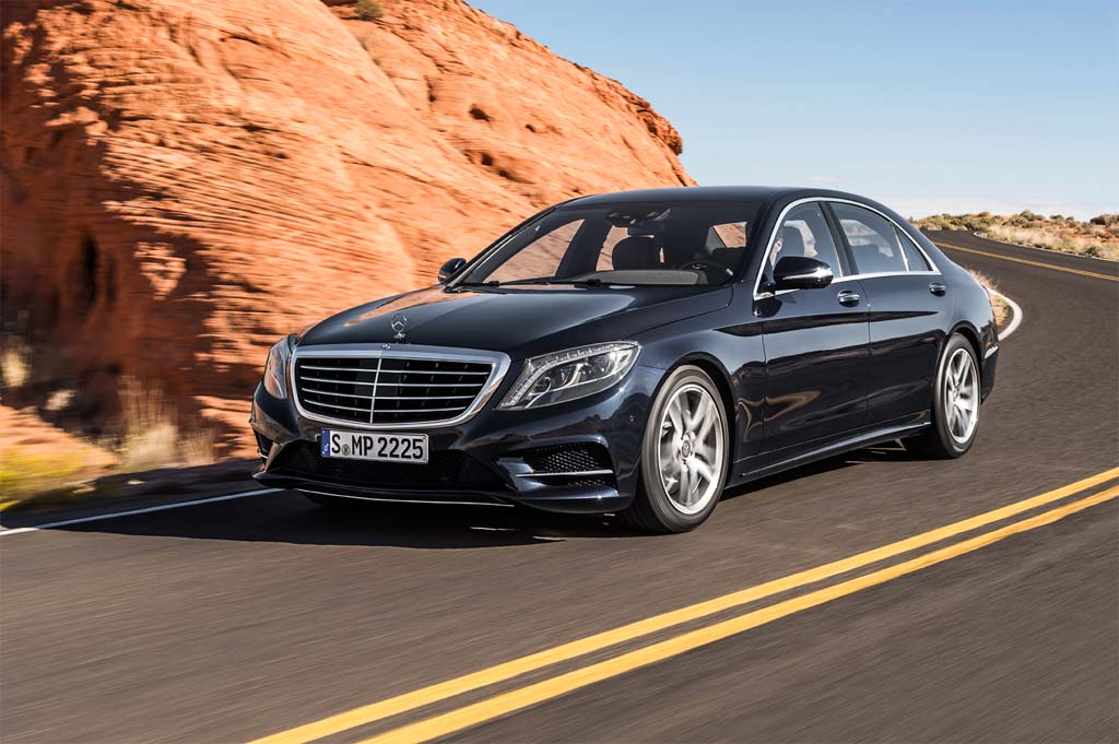 Mercedes Ready to Unleash the New S-Class
