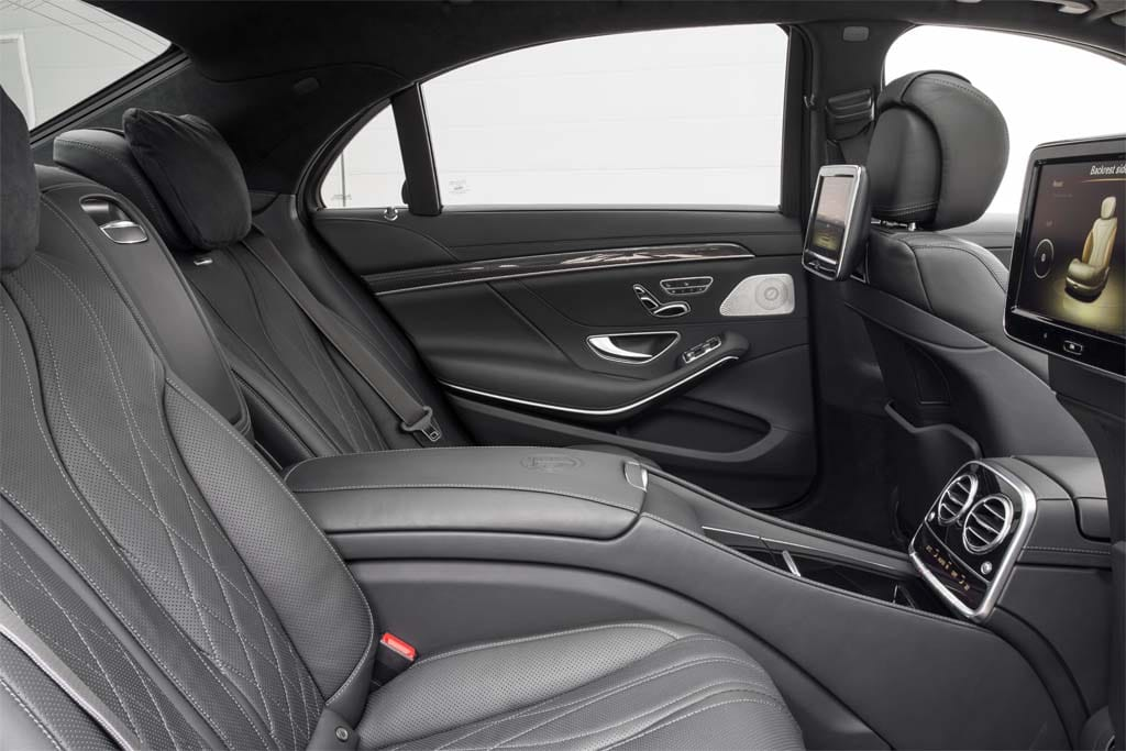 Mercedes benz reveals new s63 amg 4matic 2014 mercedes for 2014 mercedes benz s class s63 amg 4matic