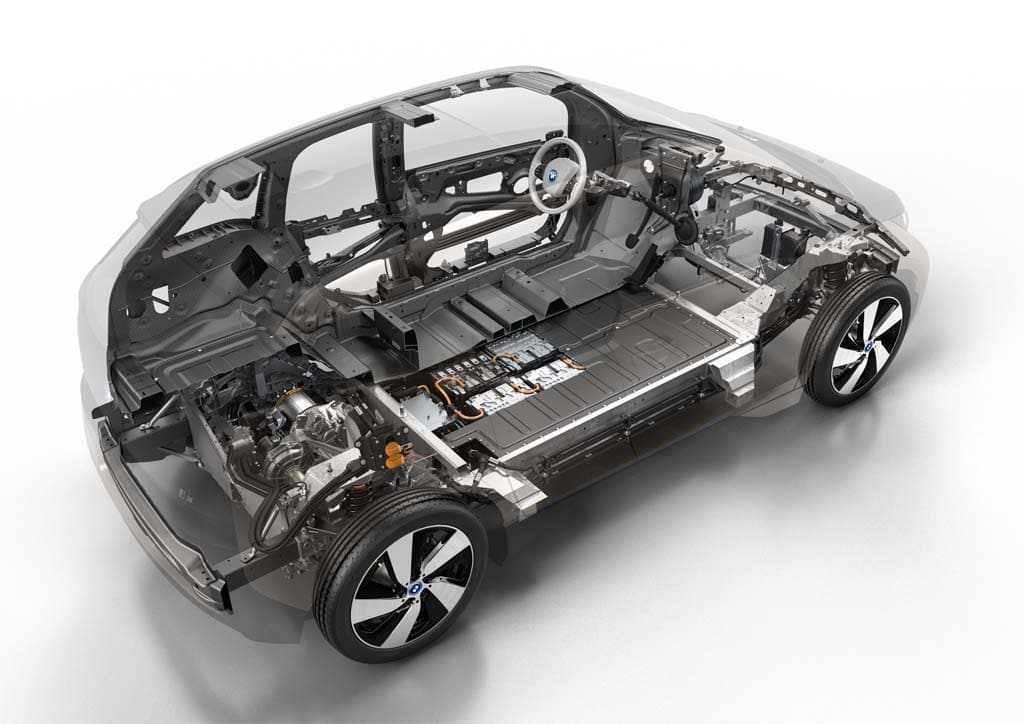 Bmw Sets 42 000 Price Tag For New I3 Battery Car Thedetroitbureau Com