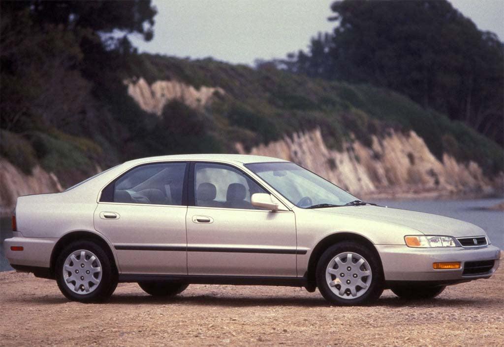 Honda Accord is America's Most Stolen Vehicle | TheDetroitBureau.com
