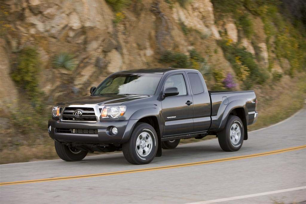 toyota recalling over 340 000 compact tacoma pickups. Black Bedroom Furniture Sets. Home Design Ideas