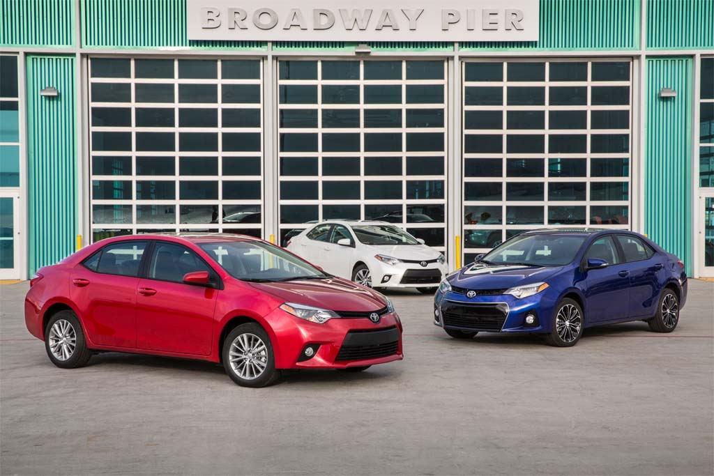 Toyota Latest Maker to Expand Exports from US Plants