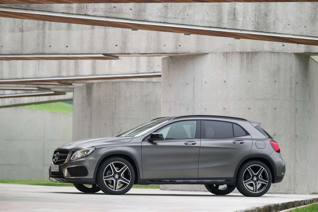 First Drive: 2015 Mercedes-Benz GLA