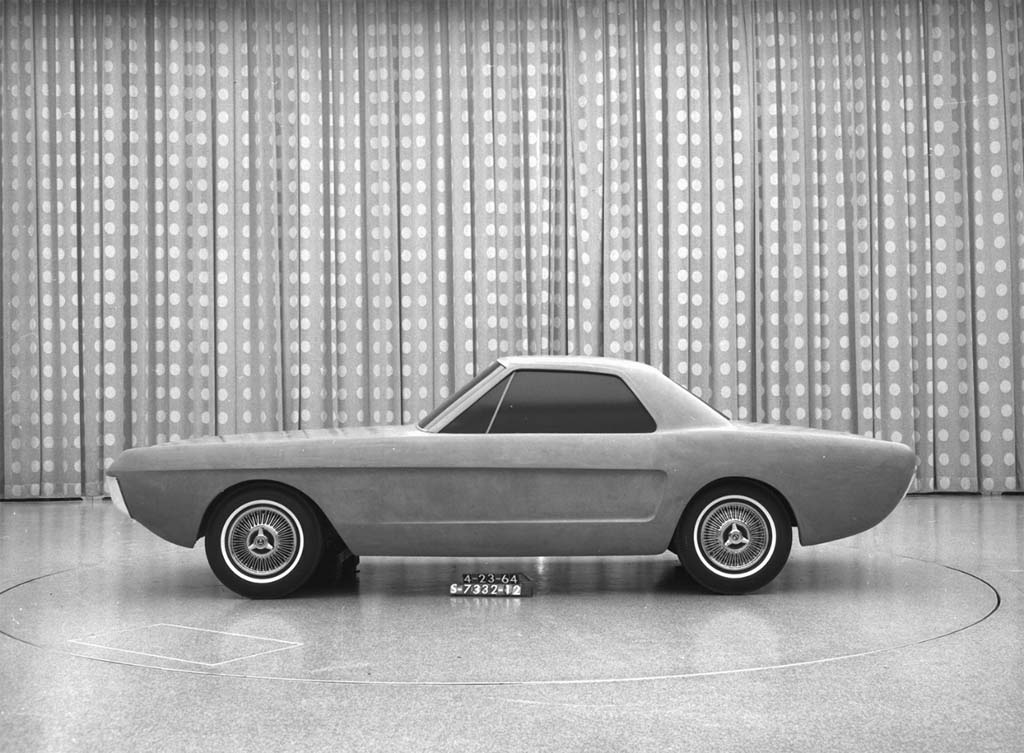 mustangs that never were thedetroitbureau 1969 Mustang Drawings ford