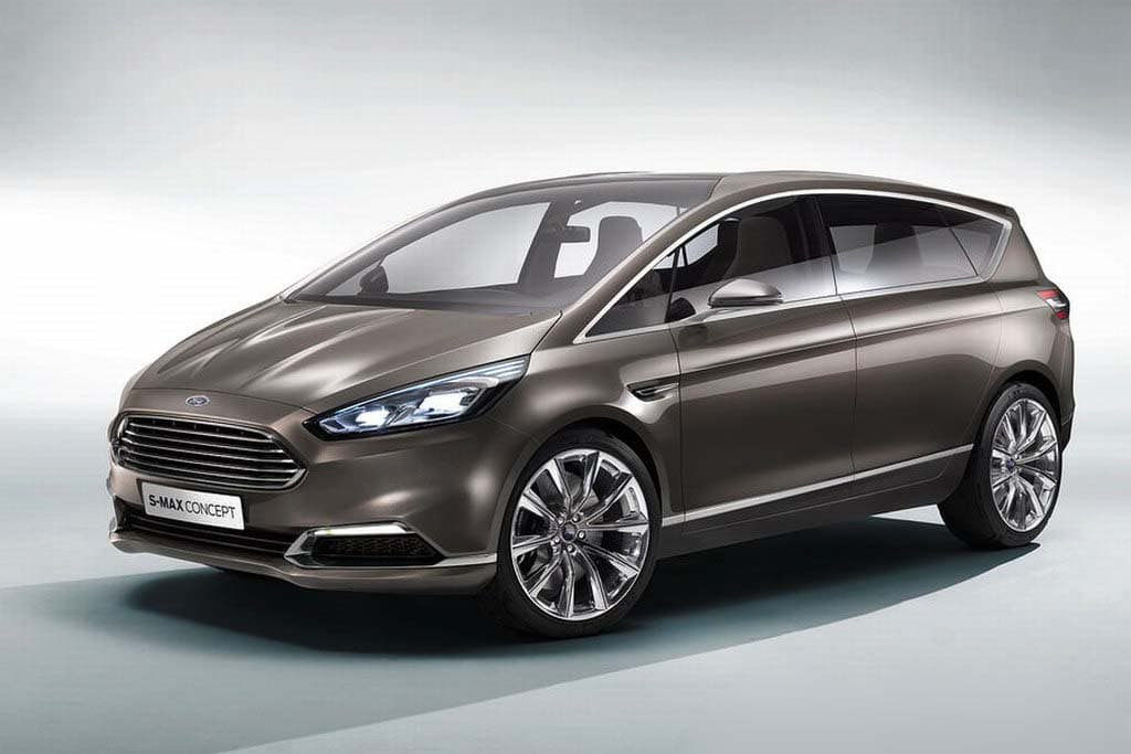 Ford S-Max Concept to Debut in Frankfurt
