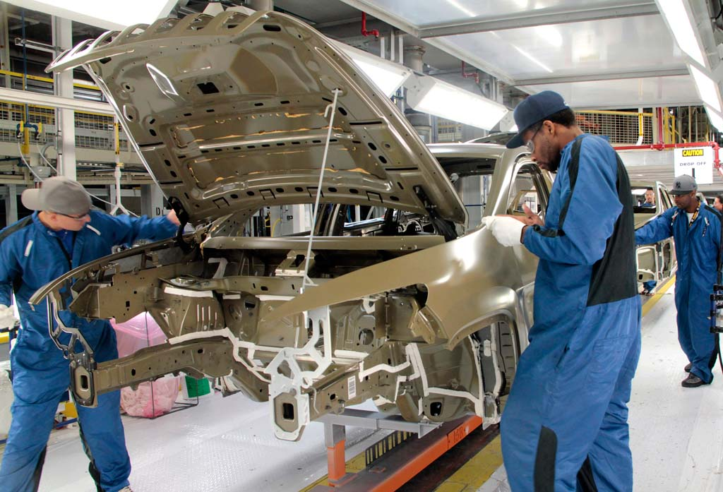 Domestic Automakers Falling Behind Foreign Competition
