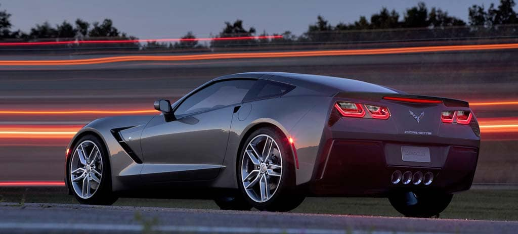 Corvette Customers Face Potential Six-Month Backlog