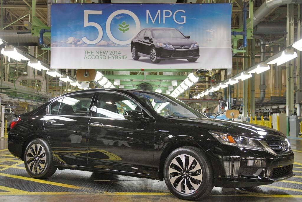 Honda Now More Exporter Than Importer