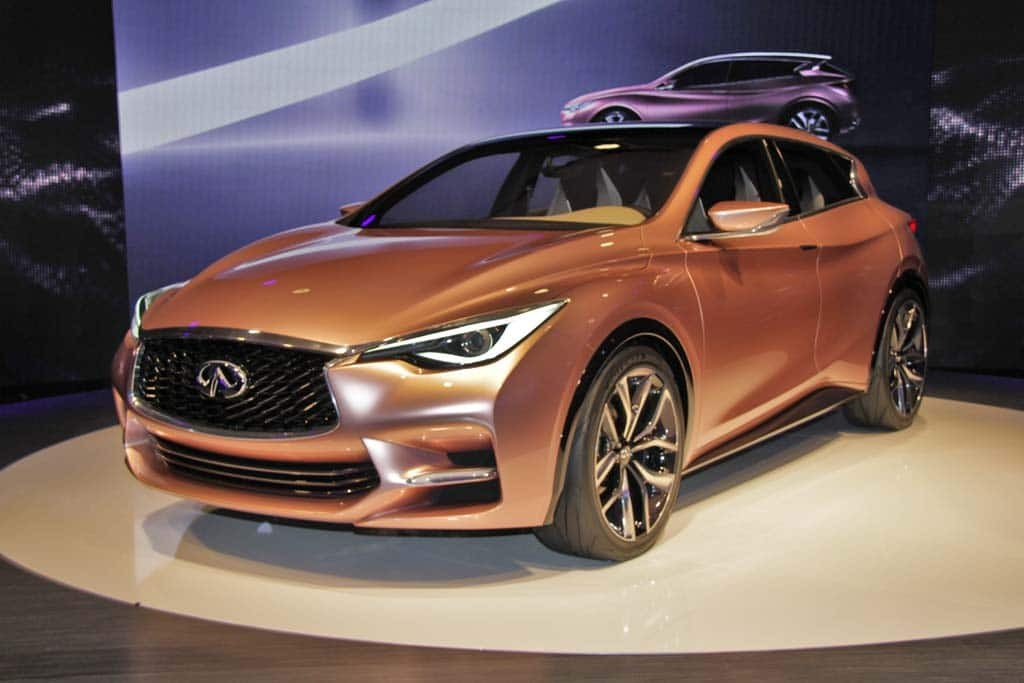 Infiniti Set to Abandon Western European Market