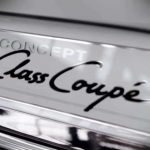 Mercedes will give a first glimpse of the big coupe concept at its Frankfurt stand on Tuesday.