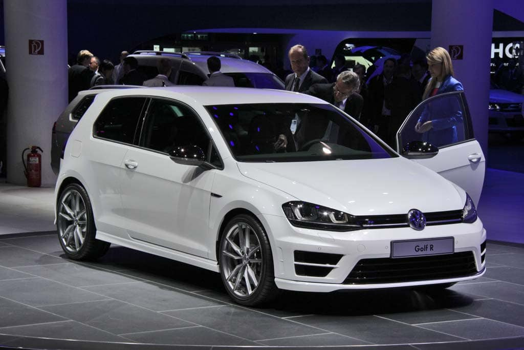 Volkswagen Claims Second Place for 2013 Global Sales