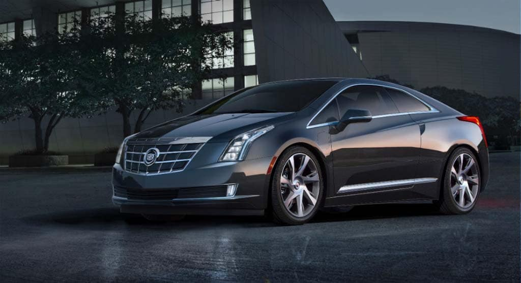 Cadillac Considers More Battery-Car Options