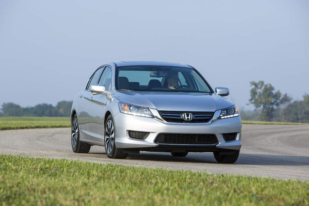 Consumer Reports Blasts Honda Accord Hybrid MPG Claim