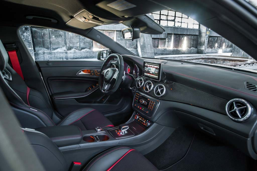 Excellent 2014 Mercedes Benz Cla 45 Amg Interior Thedetroitbureau Com Download Free Architecture Designs Scobabritishbridgeorg