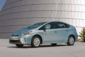 The Toyota Prius plug-in hybrid is the fastest-selling used car in America through May.