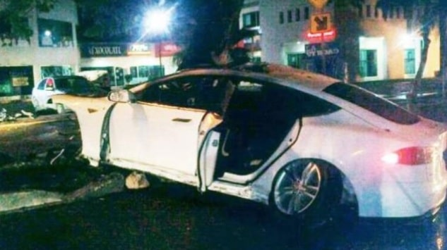 Second Model S Catches Fire in Mexico