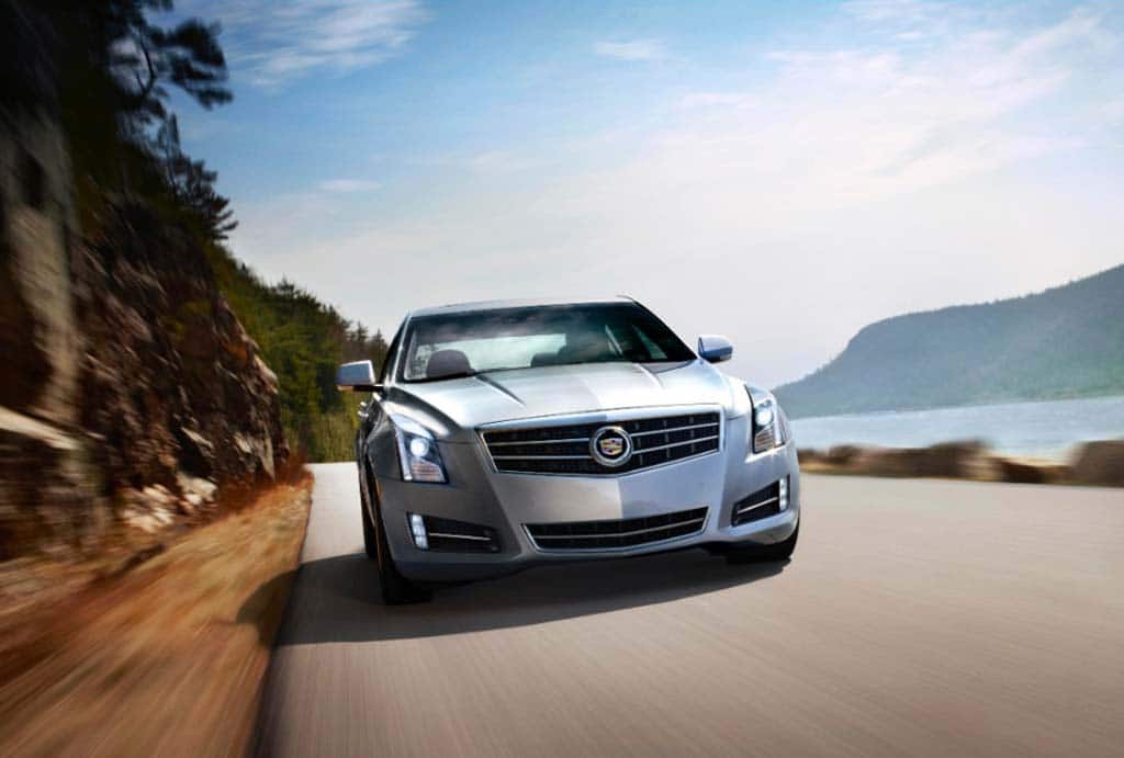 New Cadillac ATS Coupe to Get Detroit Auto Show Debut