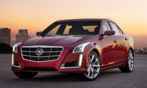 The 2014 Cadillac CTS is one of several General Motors vehicles that should be targeted by bargain hunters this month.