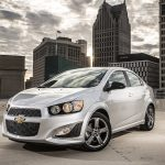 Sales of the Chevrolet Sonic subcompact have fallen off sharply this year.