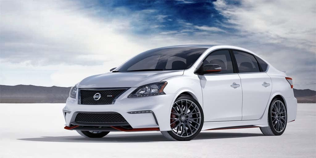 nissan puts sentra juke in overdrive with nismo editions. Black Bedroom Furniture Sets. Home Design Ideas
