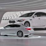 The K900 is part of a long-term strategy to by Kia to change the perception of the automaker.