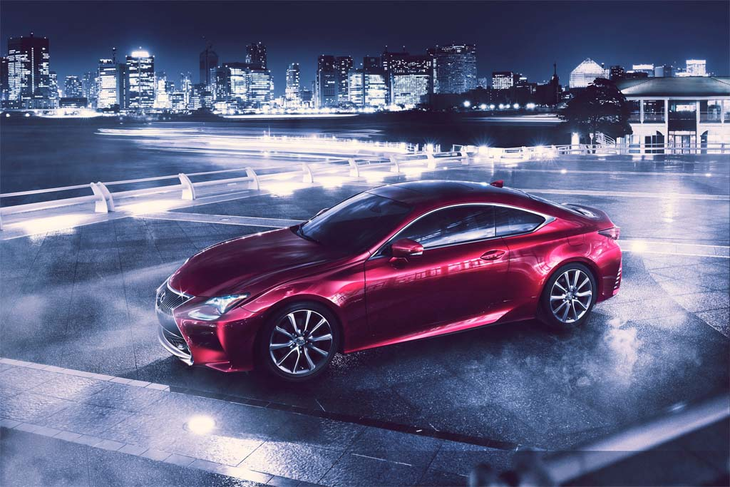 lexus adding new rc 350 coupe. Black Bedroom Furniture Sets. Home Design Ideas