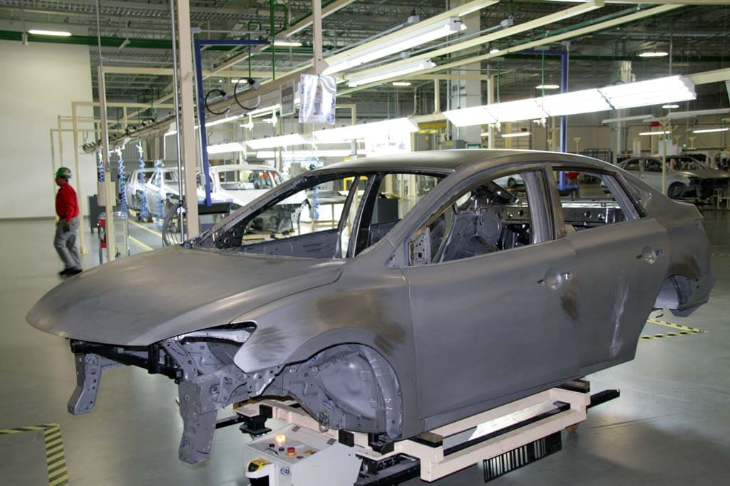 Shifting Market, Declining Sales Force Nissan to Cut Production, Jobs in Mexico