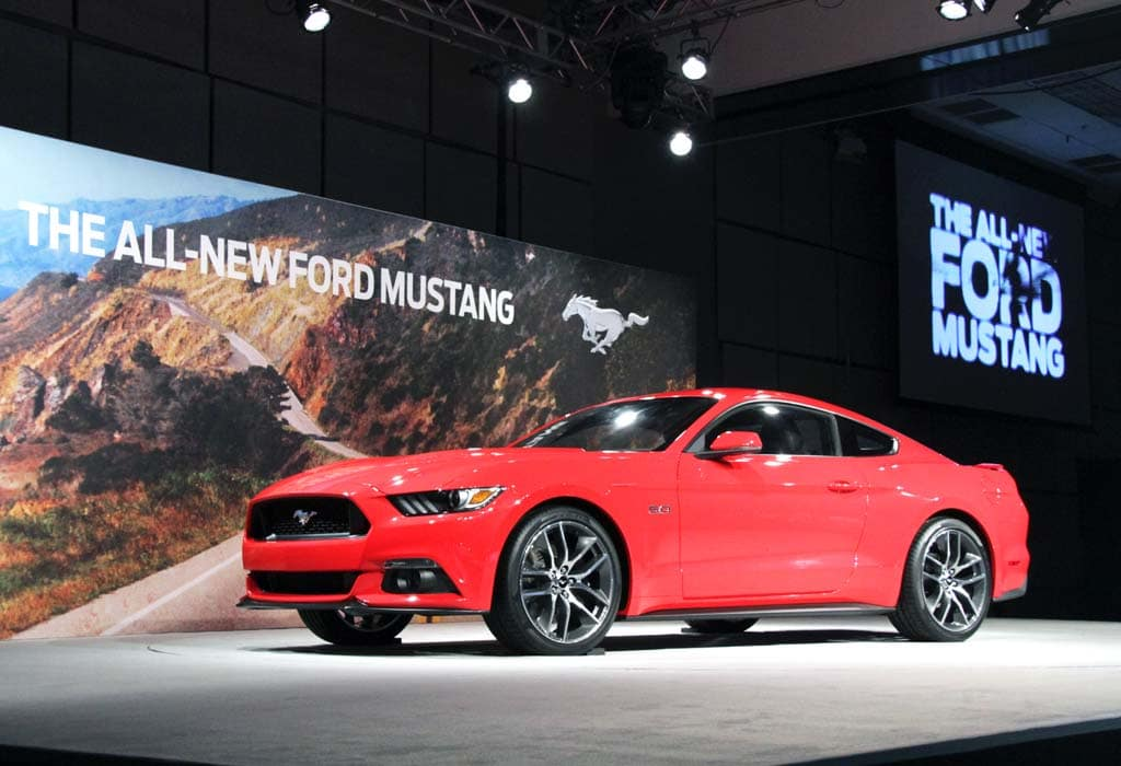 Mustang v The World