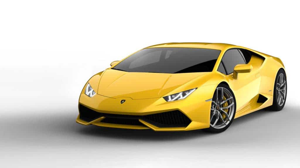Lamborghini Unleashes New Huracan Lp610 4