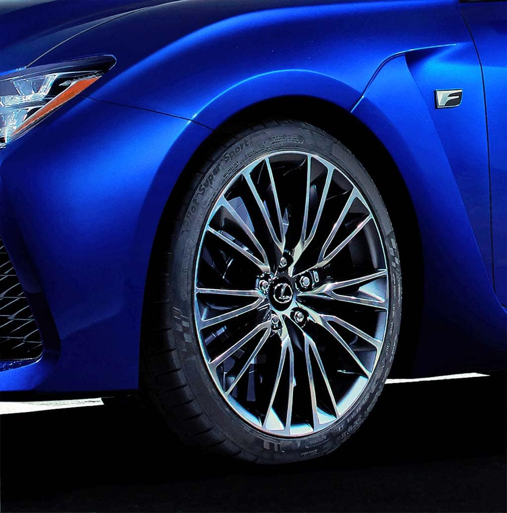Lexus Performance: Lexus Teases New High-Performance F Model