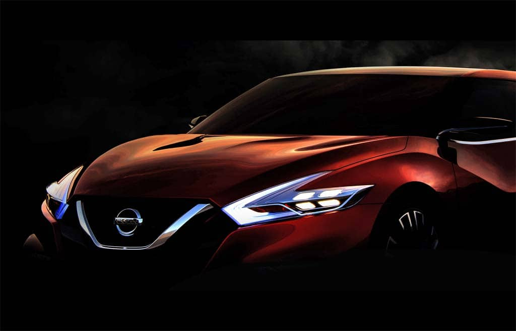 Nissan Sport Sedan Concept Hints at Next Maxima