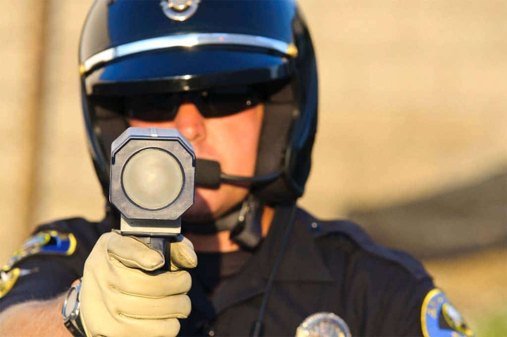 Get Pulled Over for Speeding? Ask for a Warning, Survey Says
