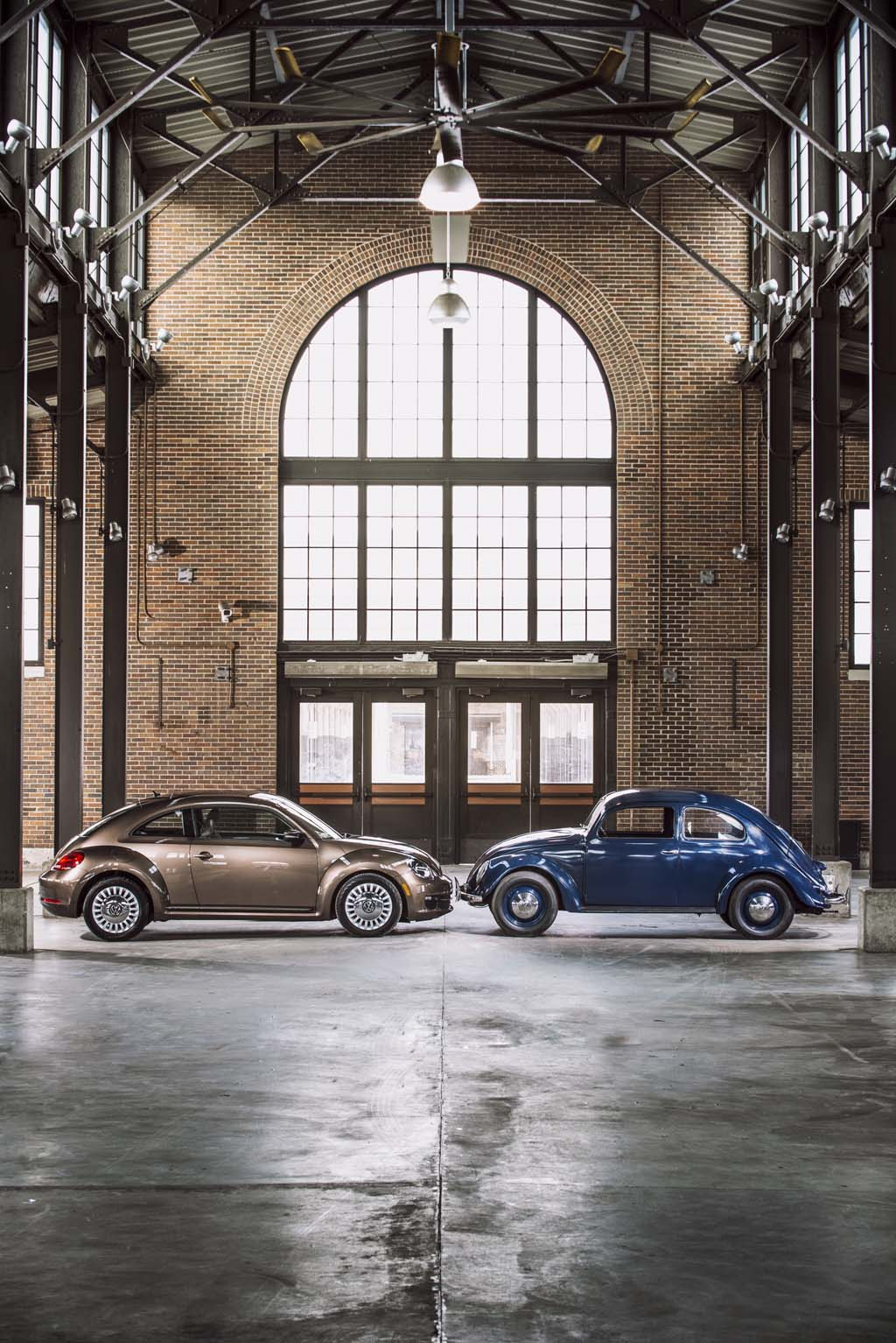 VW Celebrates 65 Years of Beetle in America