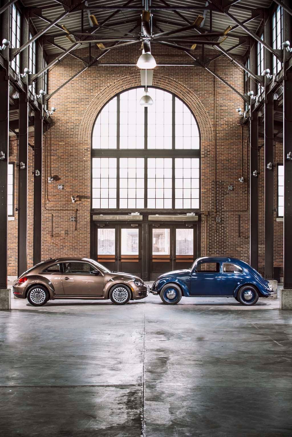 VW Celebrates 65 Years of Beetle in America