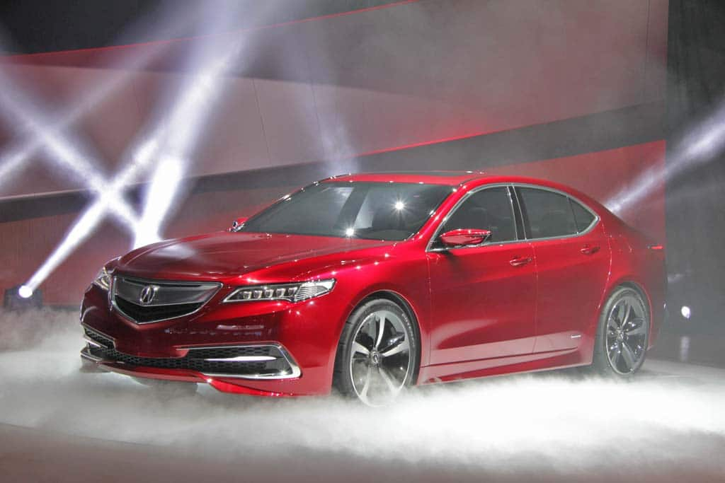 2015 honda acura tlx will debut at the 2014 detroit auto autos post. Black Bedroom Furniture Sets. Home Design Ideas