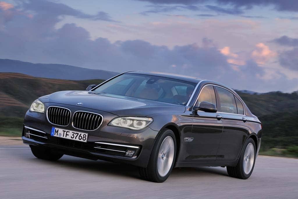 BMW Debuting Diesel 7-Series at Chicago Auto Show