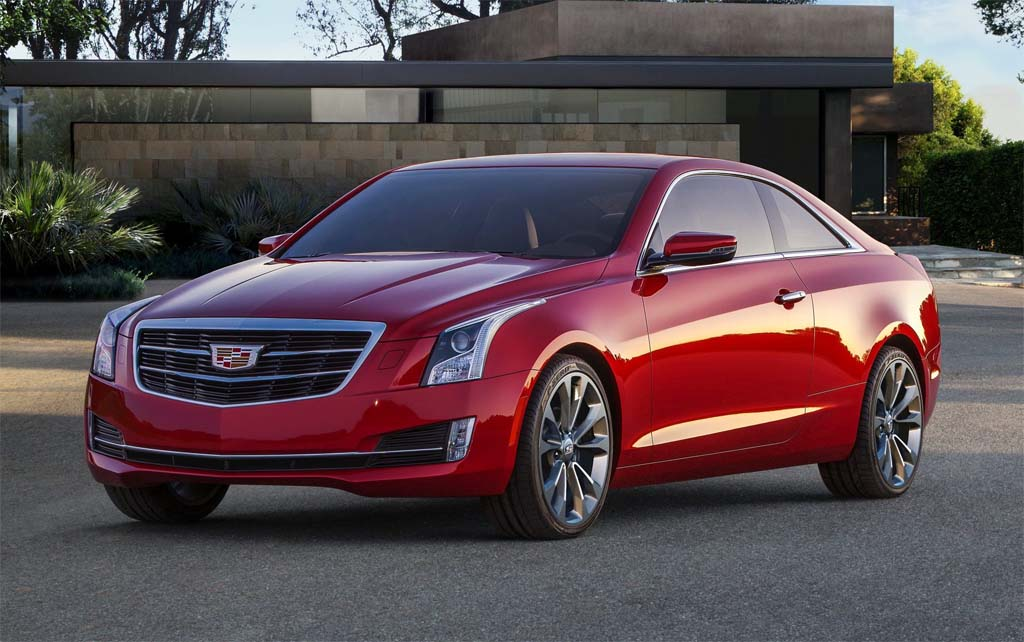 beefed up the performance and handling of the new-for-2015 ATS Coupe