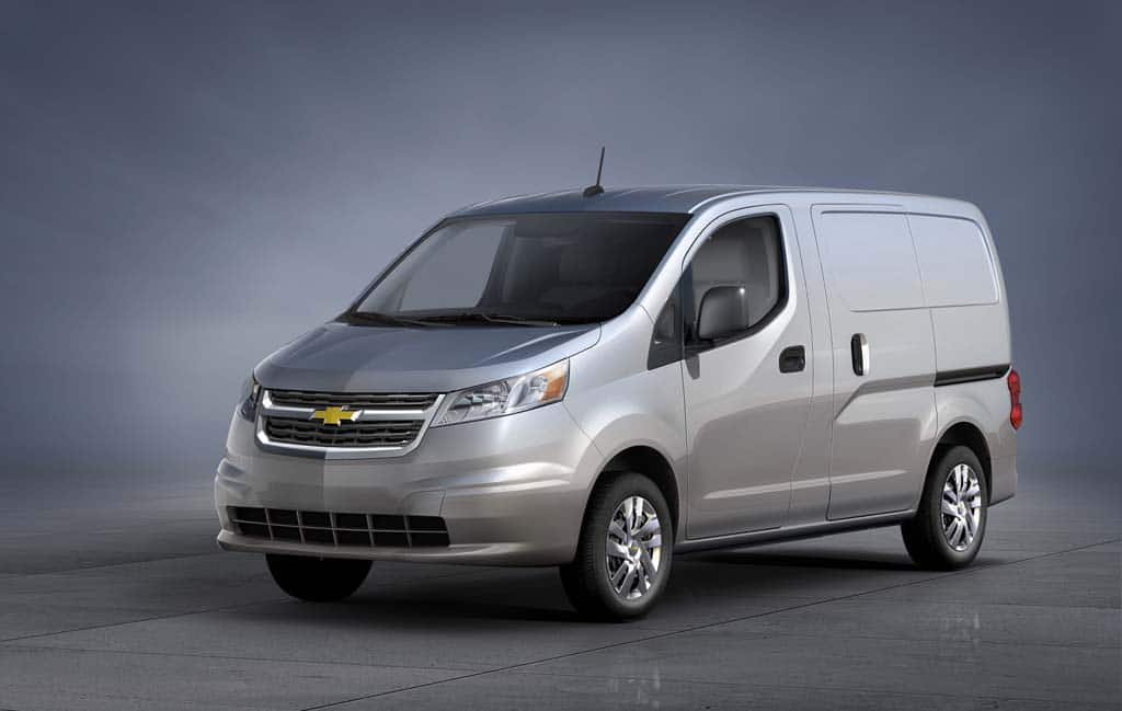 New Chevrolet Van to Get Chicago Auto Show Debut