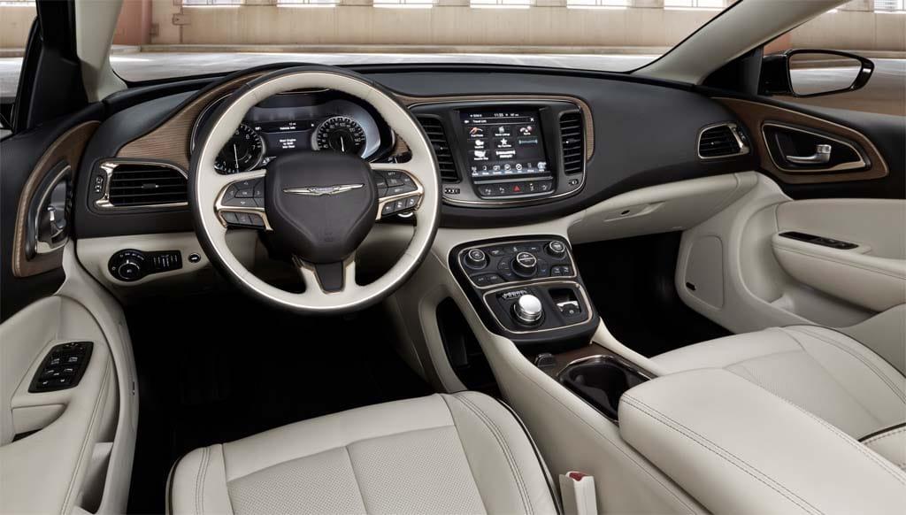 chrysler reinvents itself with next gen 200 sedan