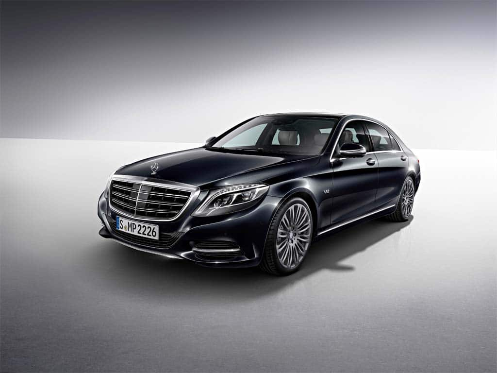 mercedes stretches s600 to fill maybach role 2015 mercedes