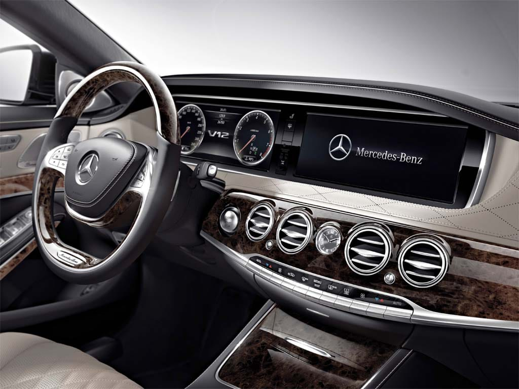 Mercedes stretches s600 to fill maybach role 2015 mercedes for 2015 mercedes benz s 600