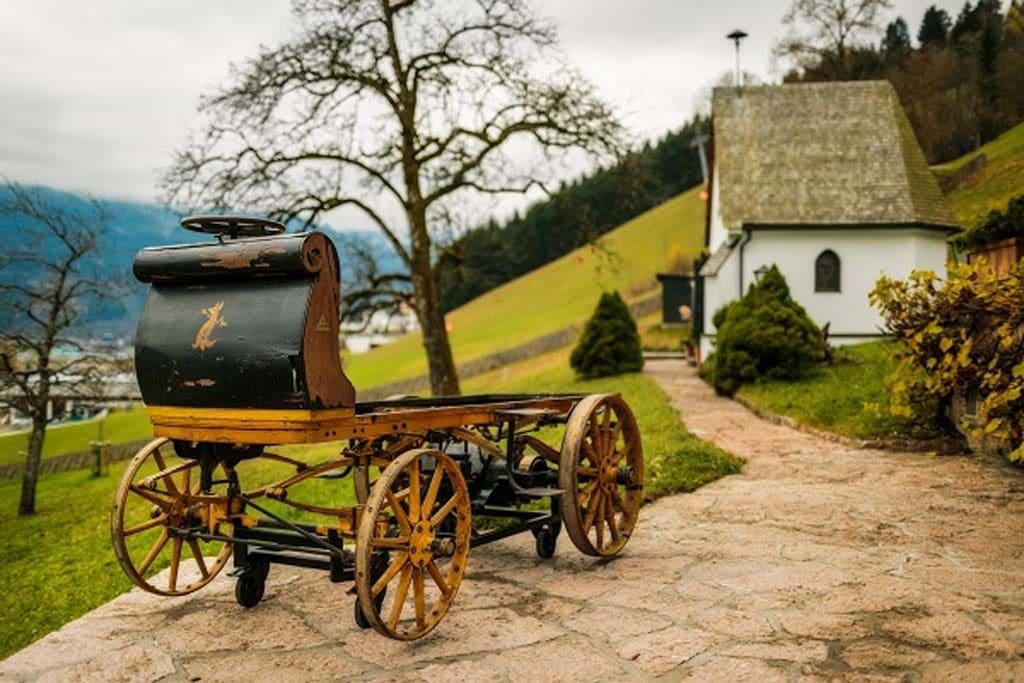 Ferdinand Porsche's First Car Resurfaces After 111 Years