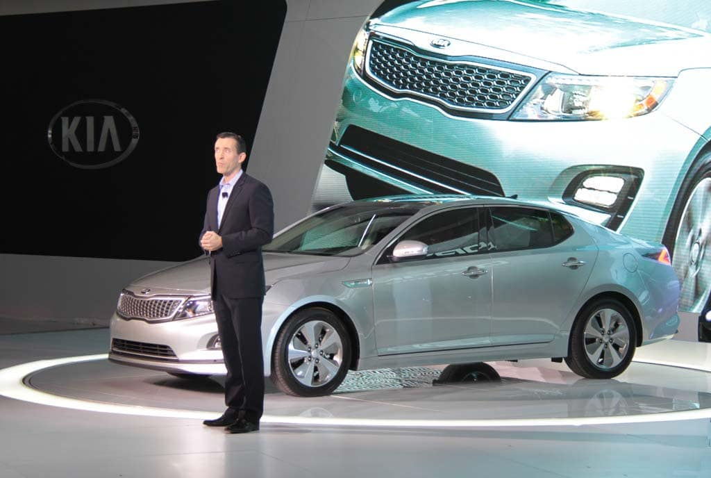 Kia Expanding Green Car Line Up For 2020 Thedetroitbureau Com