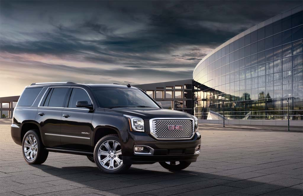 GMC Denali Becomes a Major Brand in its Own Right