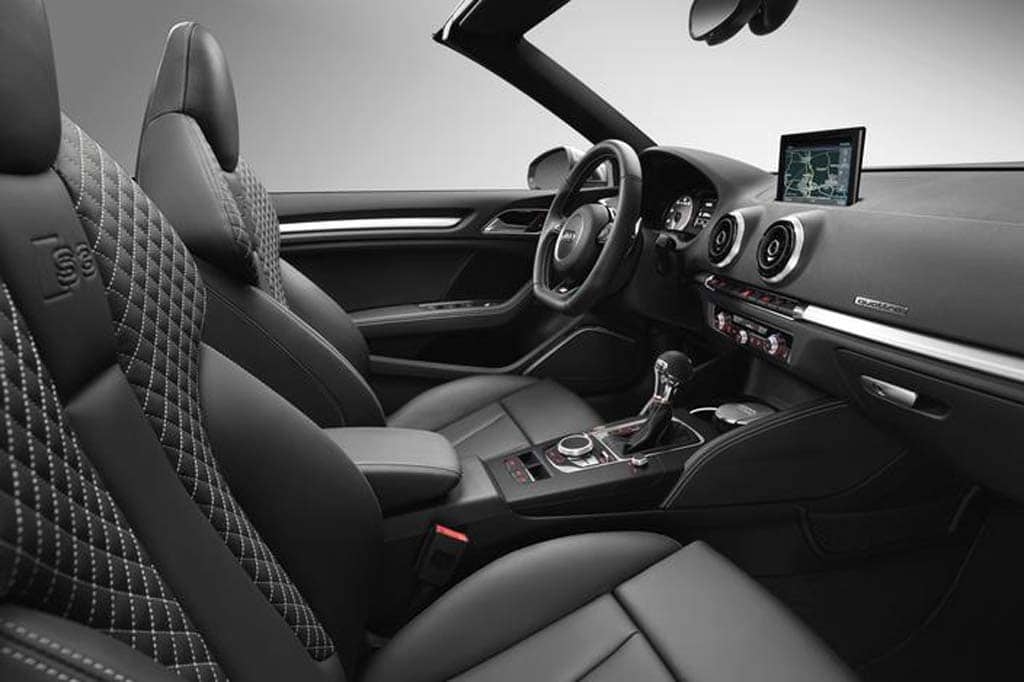 Audi Drops Its Top With New S3 Cabriolet » Audi S3 Cabriolet U2013 Interior