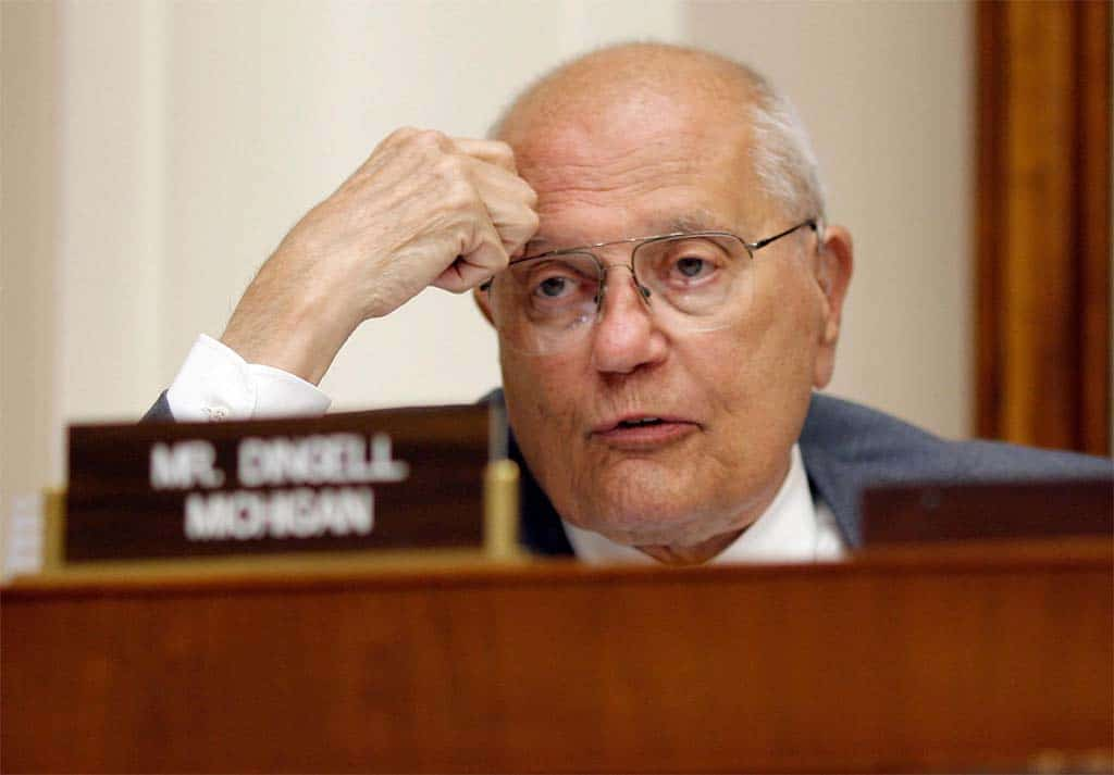 """""""Champion of the Auto Industry"""" Rep John Dingell Retiring After Nearly Six Decades"""