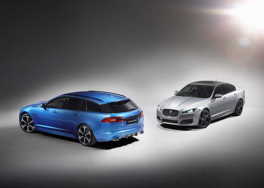 Jaguar Unveils New XFR-S Sportbrake